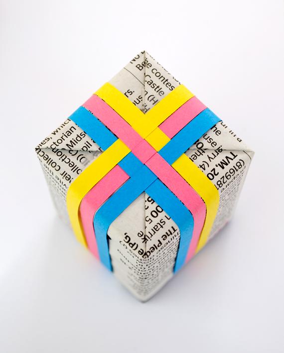 tejido papel