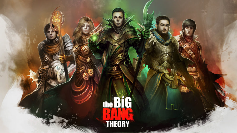 The Adventurers - The Big Bang Theory